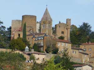 Chatillon d'Azergues